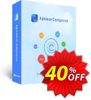 ApowerCompress Commercial License (Yearly) Coupon, discount ApowerCompress Commercial License (Yearly Subscription) stunning offer code 2019. Promotion: stunning offer code of ApowerCompress Commercial License (Yearly Subscription) 2019