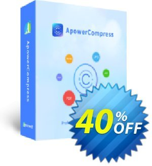 ApowerCompress Commercial License (Lifetime) discount coupon ApowerCompress Commercial License (Lifetime Subscription) staggering discount code 2020 - staggering discount code of ApowerCompress Commercial License (Lifetime Subscription) 2020