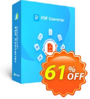 Apowersoft PDF Converter (Monthly Subscription) Coupon discount PDF Converter Personal License (Monthly Subscription) Super sales code 2020. Promotion: Super sales code of PDF Converter Personal License (Monthly Subscription) 2020