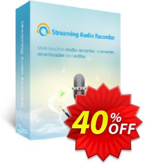 Streaming Audio Recorder Family License (Lifetime) discount coupon Streaming Audio Recorder Family License (Lifetime) Dreaded promotions code 2020 - Dreaded promotions code of Streaming Audio Recorder Family License (Lifetime) 2020