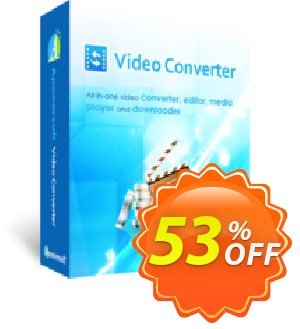 Video Converter Studio Yearly discount coupon Video Converter Studio Personal License (Yearly Subscription) awesome discounts code 2021 - Apower soft (17943)
