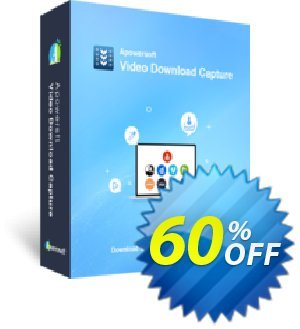 Apowersoft Video Download Capture Business 1 Year License discount coupon Video Download Capture Commercial License (Yearly Subscription) stunning deals code 2020 - stunning deals code of Video Download Capture Commercial License (Yearly Subscription) 2020
