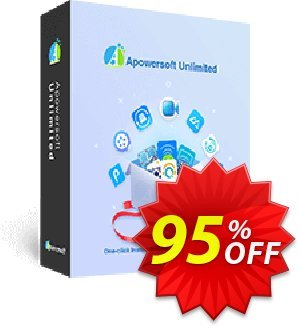 Apowersoft Unlimited Yearly Coupon, discount Apowersoft Unlimited Personal License (Yearly Subscription) formidable offer code 2019. Promotion: impressive deals code of Apowersoft Unlimited Personal License (Yearly Subscription) 2019