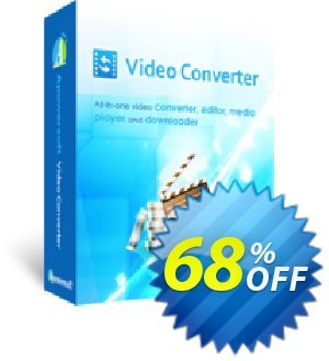 Video Converter Studio Lifetime discount coupon Video Converter Studio Personal License (Lifetime Subscription) wonderful promotions code 2021 - awesome discounts code of Video Converter Studio Personal License (Lifetime Subscription) 2021