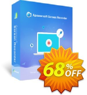 Screen Recorder Pro Lifetime Coupon discount Apowersoft Screen Recorder Pro Personal License (Lifetime Subscription) imposing discount code 2020 - staggering offer code of Apowersoft Screen Recorder Pro Personal License (Lifetime Subscription) 2020