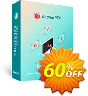 Apowersoft Screen Recorder Pro Business 1 Year License offering sales Apowersoft Screen Recorder Pro Commercial License (Yearly Subscription) stirring promo code 2020. Promotion: imposing discount code of Apowersoft Screen Recorder Pro Commercial License (Yearly Subscription) 2020