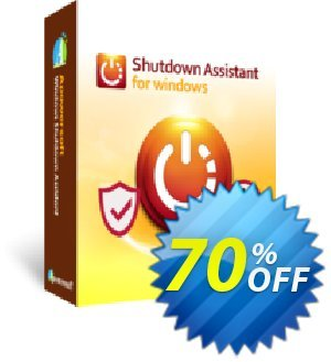 Windows Shutdown Assistant Yearly Coupon, discount Windows Shutdown Assistant Personal License (Yearly Subscription) staggering discounts code 2019. Promotion: stunning promo code of Windows Shutdown Assistant Personal License (Yearly Subscription) 2019