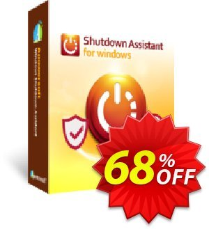 Windows Shutdown Assistant Lifetime Coupon, discount Windows Shutdown Assistant Personal License (Lifetime Subscription) imposing promotions code 2019. Promotion: staggering discounts code of Windows Shutdown Assistant Personal License (Lifetime Subscription) 2019