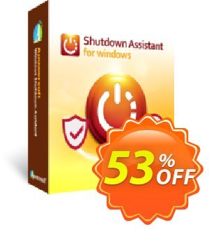 Windows Shutdown Assistant Business Yearly Coupon discount Windows Shutdown Assistant Commercial license (Yearly Subscription) stirring sales code 2019. Promotion: imposing promotions code of Windows Shutdown Assistant Commercial license (Yearly Subscription) 2019