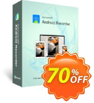 Apowersoft Android Recorder Yearly Coupon, discount Apowersoft Android Recorder Personal License (Yearly Subscription) wondrous deals code 2019. Promotion: marvelous sales code of Apowersoft Android Recorder Personal License (Yearly Subscription) 2019