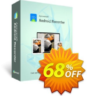 Apowersoft Android Recorder Lifetime Coupon, discount Apowersoft Android Recorder Personal License (Lifetime Subscription) awful offer code 2019. Promotion: wondrous deals code of Apowersoft Android Recorder Personal License (Lifetime Subscription) 2019