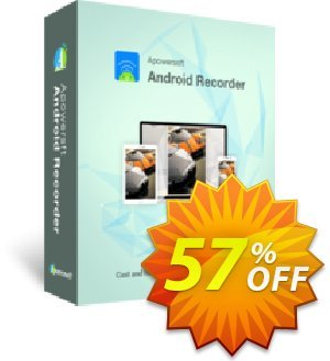 Apowersoft Android Recorder Business Lifetime Coupon, discount Apowersoft Android Recorder Commercial License (Lifetime Subscription) super discounts code 2019. Promotion: amazing promo code of Apowersoft Android Recorder Commercial License (Lifetime Subscription) 2019
