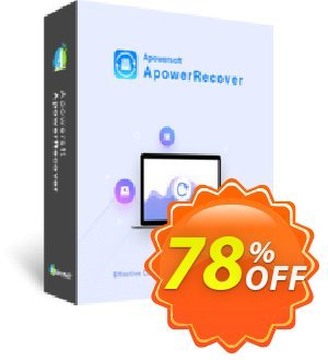 ApowerRecover Business Yearly Coupon, discount ApowerRecover Commercial License (Yearly Subscription) stunning promotions code 2019. Promotion: amazing discounts code of ApowerRecover Commercial License (Yearly Subscription) 2019