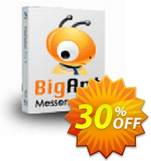 BigAnt Office Messenger(Enterprise License) Coupon, discount up to 20 user license. Promotion: