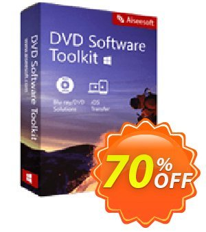 Aiseesoft DVD Software Toolkit discount coupon 40% Aiseesoft - 40% Off for All Products of Aiseesoft