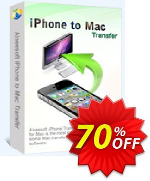 Aiseesoft iPhone to Mac Transfer 優惠券,折扣碼 40% Aiseesoft,促銷代碼: