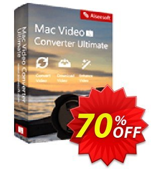 Aiseesoft M4V Converter for Mac Coupon, discount 40% Aiseesoft. Promotion: 40% Off for All Products of Aiseesoft