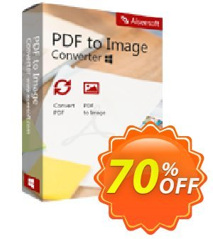 Aiseesoft PDF to Image Converter Coupon discount 40% Aiseesoft - 40% Off for All Products of Aiseesoft