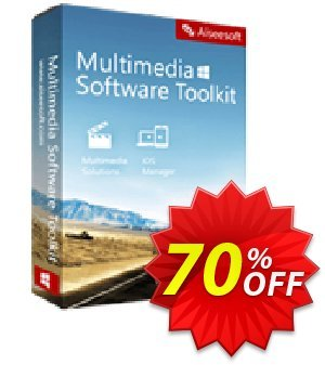 Aiseesoft Multimedia Software Toolkit Coupon, discount 40% Aiseesoft. Promotion: 40% Off for All Products of Aiseesoft