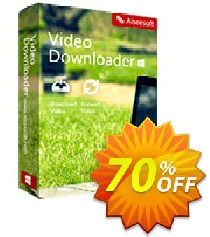 Aiseesoft Video Downloader Coupon, discount 40% Aiseesoft. Promotion: 40% Off for All Products of Aiseesoft
