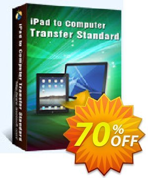 Aiseesoft iPad to Computer Transfer discount coupon 40% Aiseesoft -