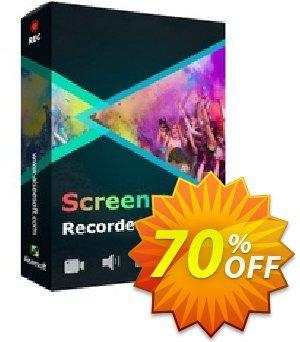 Aiseesoft Mac Screen Recorder Lifetime Coupon, discount Aiseesoft Mac Screen Recorder - Lifetime/3 Macs Impressive discounts code 2021. Promotion: Impressive discounts code of Aiseesoft Mac Screen Recorder - Lifetime/3 Macs 2021