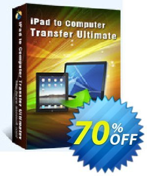 Aiseesoft iPad to Computer Transfer Ultimate discount coupon 40% Aiseesoft -