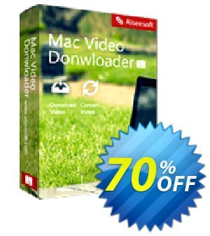 Aiseesoft Mac Video Downloader discount coupon 50% Aiseesoft - 50% Off for All Products of Aiseesoft