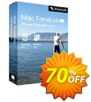 Aiseesoft Mac FoneLab 優惠券,折扣碼 50% Aiseesoft,促銷代碼: 50% Off for All Products of Aiseesoft