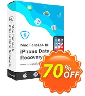 Aiseesoft Mac FoneLab discount coupon 50% Aiseesoft - 50% Off for All Products of Aiseesoft
