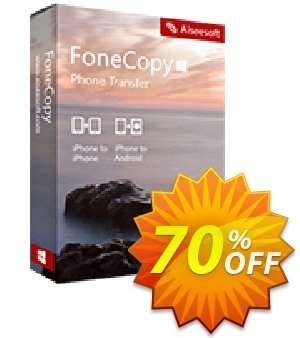 FoneCopy Coupon, discount 40% Aiseesoft. Promotion: 40% Off for All Products of Aiseesoft