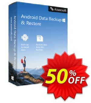FoneLab - Android Data Backup & Restore Coupon, discount 40% Aiseesoft. Promotion: 40% Aiseesoft Coupon code