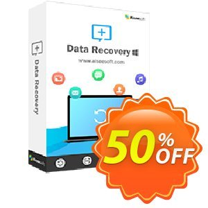 Aiseesoft Data Recovery Coupon discount 40% Aiseesoft. Promotion: 40% Aiseesoft Data Recovery Coupon code