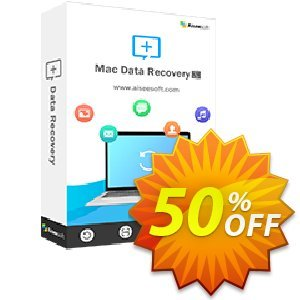 Aiseesoft Mac Data Recovery Coupon, discount 40% Aiseesoft. Promotion: 40% Aiseesoft Coupon code