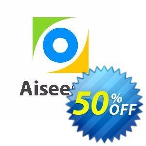 Final Cut Pro Converter for Mac 優惠券,折扣碼 40% Aiseesoft,促銷代碼: 40% Aiseesoft Coupon code