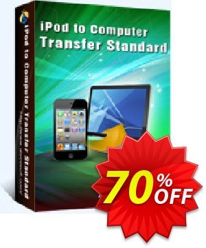 Aiseesoft iPod to Computer Transfer Coupon, discount Aiseesoft iPod to Computer Transfer dreaded deals code 2020. Promotion: