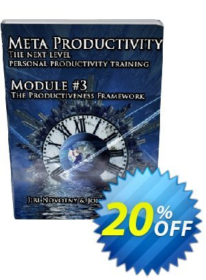 Meta Productivity discount coupon 20% OFF Meta Productivity, verified - Wondrous deals code of Meta Productivity, tested & approved