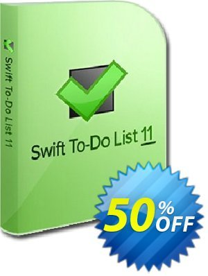 Swift To-Do List 11 discount coupon 80% OFF Swift To-Do List 11, verified - Wondrous deals code of Swift To-Do List 11, tested & approved