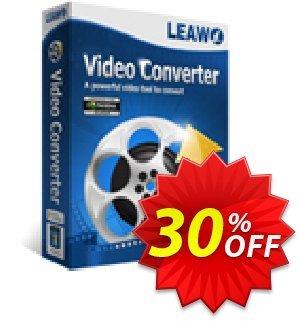 Leawo Video Converter [LIFETIME] Coupon, discount Leawo coupon (18764). Promotion: Leawo discount