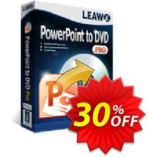 Leawo PowerPoint to DVD Pro [LIFETIME] Coupon, discount Leawo coupon (18764). Promotion: Leawo discount
