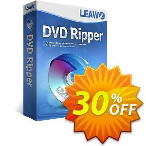 Leawo DVD Ripper (Lifetime) Coupon, discount Leawo coupon (18764). Promotion: Leawo discount