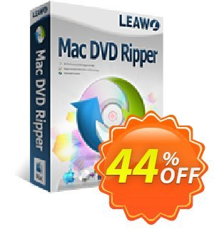Leawo DVD Ripper for Mac Lifetime Coupon discount Leawo coupon (18764) - Leawo discount