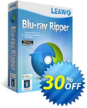 Leawo Blu-ray Ripper [LIFETIME] Coupon, discount Leawo coupon (18764). Promotion: Leawo discount