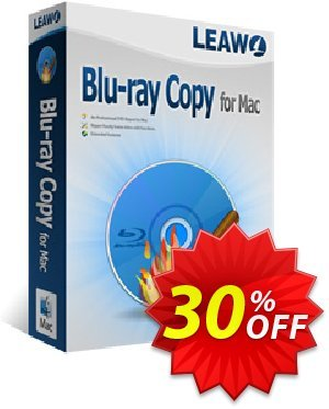 Leawo Blu-ray Copy for Mac Lifetime Coupon discount Leawo coupon (18764) - Leawo discount