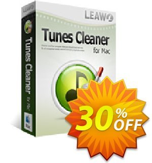 Leawo Tunes Cleaner for Mac Lifetime discount coupon Leawo coupon (18764) - Leawo discount