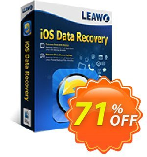 Leawo iOS Data Recovery for Mac Lifetime Coupon discount Leawo coupon (18764) - Leawo discount