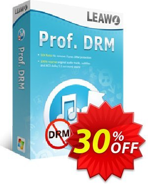 Leawo Prof. DRM eBook Converter Coupon discount Leawo coupon (18764) - Leawo discount