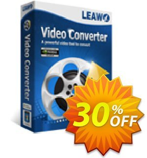 Leawo Video Converter Pro (Lifetime) 優惠券,折扣碼 Leawo coupon (18764),促銷代碼: Leawo discount