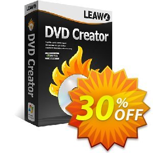 Leawo DVD Creator 1-year discount coupon Leawo coupon (18764) - Leawo discount