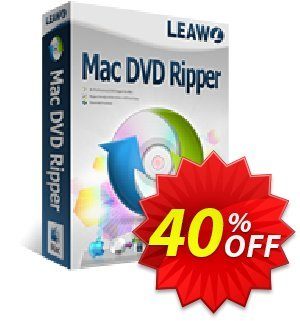 Leawo DVD Ripper for Mac discounts